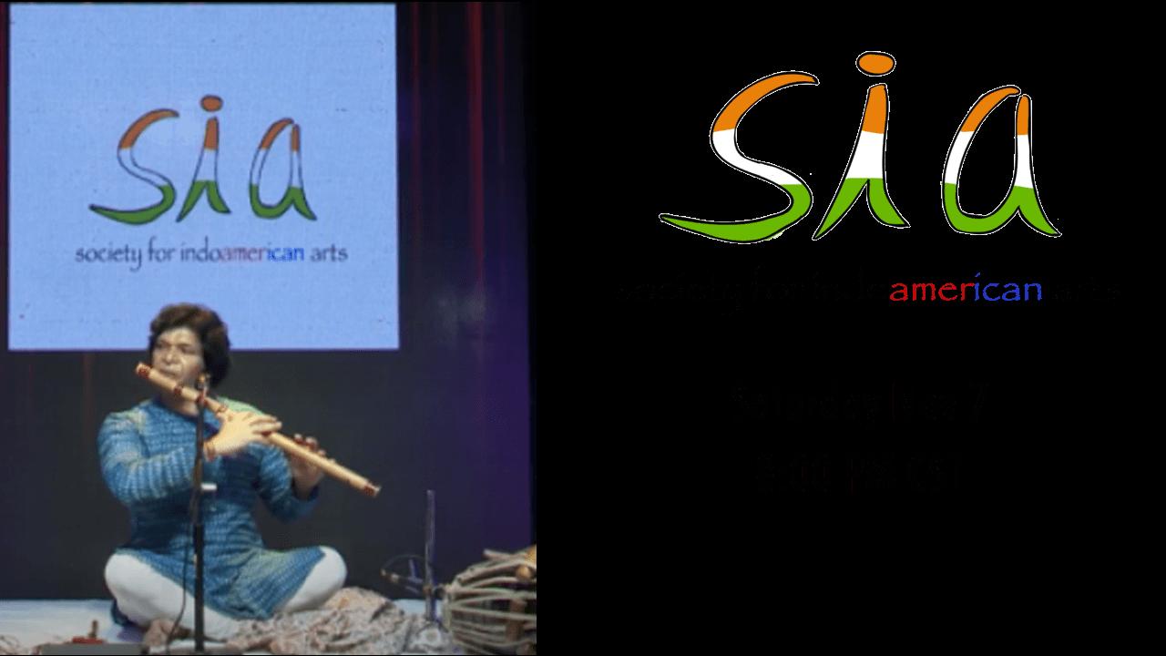 SIA Presents Rakesh Chaurasia in Concert
