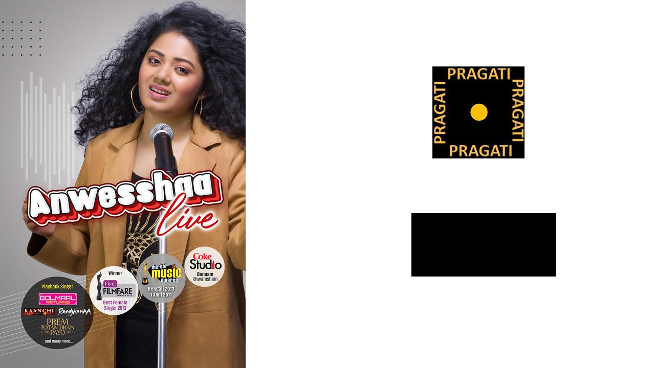 Pragati Presents Anwesshaa Live In Concert